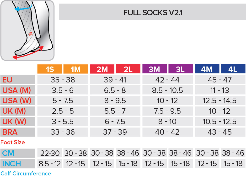 097ff4100 Compressport - full socks race and recovery | Compressport ...