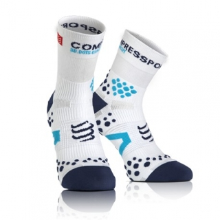 Compressport V2.1 Pro Racing Run Socks - High