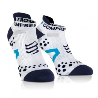Compressport Pro Racing V2.1 Run Socks - Low